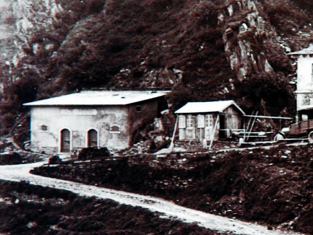 Airolo Ristorante Tremola Al Ponte   1910