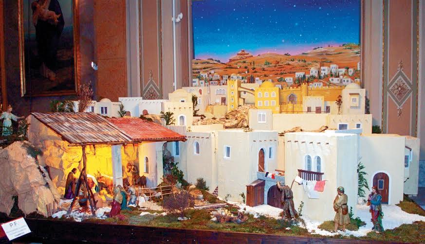 Airolo Presepio Chiesa Prepositurale