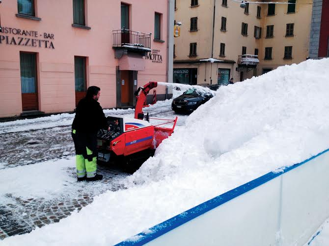 airolo neve