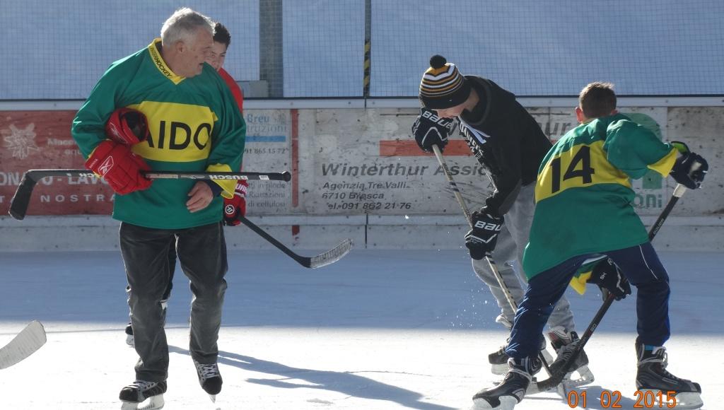 faido ice arena torneo popolare