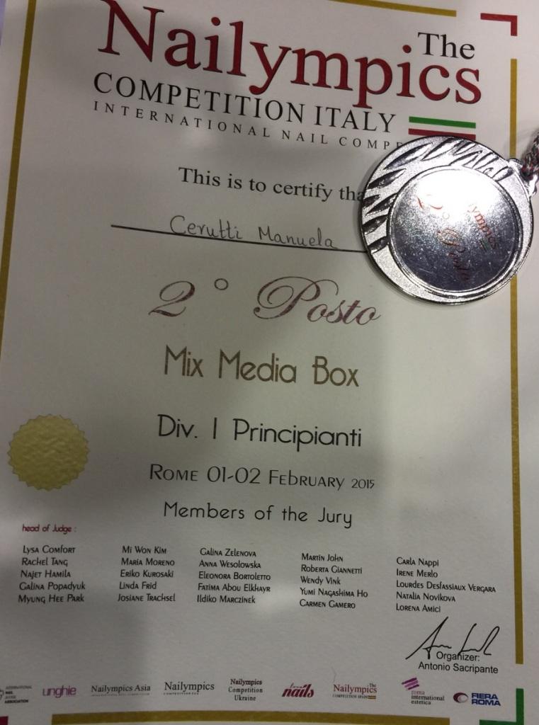 01022015_ManuelaCerutti_Nailsolympic Roma certificato risultato