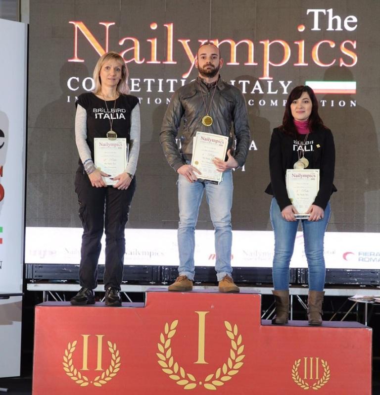 01022015_ManuelaCerutti_Nailsolympic Roma podio premiazione