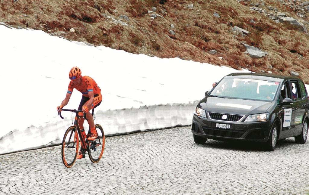 Tour de Suisse Val Tremola Fra i Primi