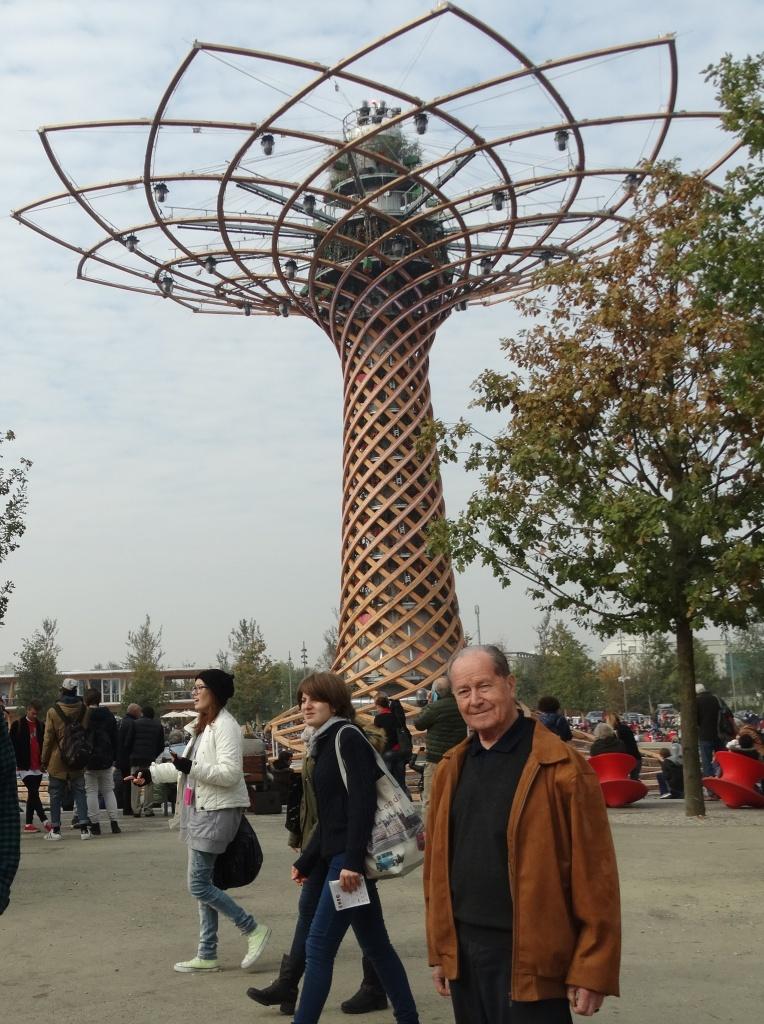 27102015_Expo2015 con papa albero della vita