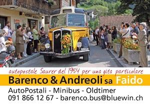 Barenco & Andreoli SA 6760 Faido