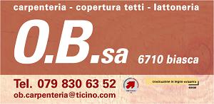 O.B. SA - BIASCA