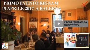 FOTO X VIDEO LANCIO EVENTO RIGNAM 19042017 300x147