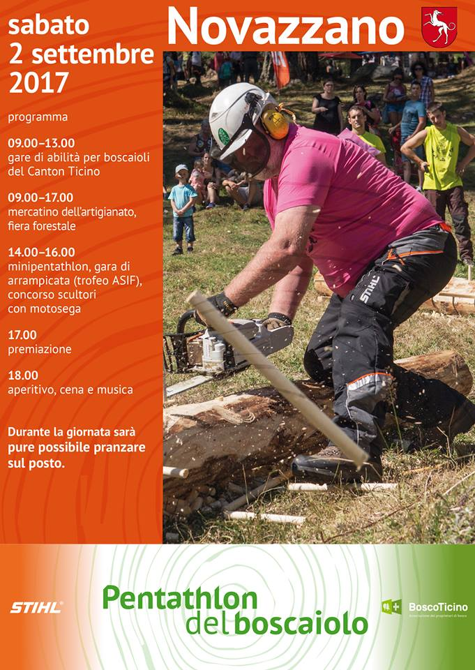 02092017_Novazzano_Pentathlon del boscaiolo