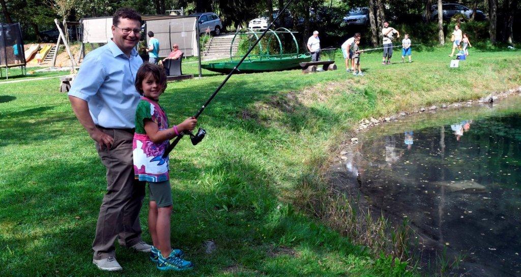 Ambri Giornata Svizzera della Pesca