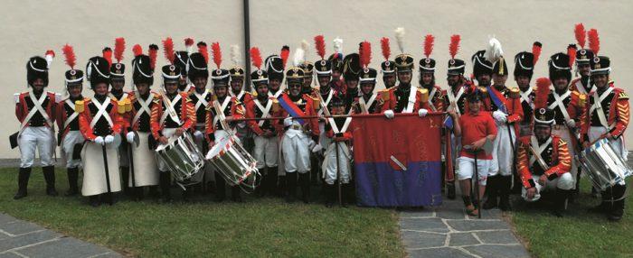 Leontica Feste di San Giovanni   Milizia