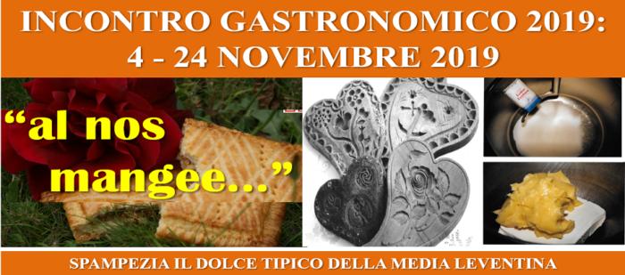 BANNER GRANDE INCONTRO GASTRONOMICO 2019 4-24 NOVEMBRE 940x415
