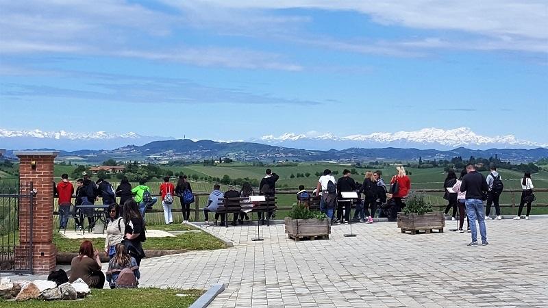 Panorama Portacomaro