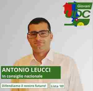 ANTONIO LEUCCI - UDC