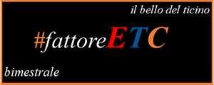 #fattoreETC ¦ ecco il nuovo nome della nostra rivista bimestrale!