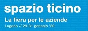 SPAZIO AZIENDE TICINO 29-31 GENNAIO 2020 A LUGANO