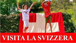 PASSA LE FERIE IN SVIZZERA... 50 PROPOSTE FANTASTICHE...