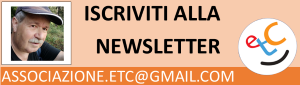 ISCRIVITI ALLA NEWSLETTER ETC